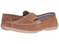 Lotus Colby Tan Suede Men's Slip On Shoes