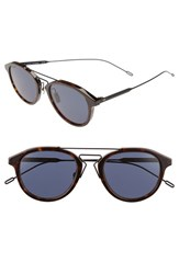 Christian Dior Men's Homme 52Mm 'Black Tie' Sunglasses Havana