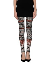 Just Cavalli Trousers Leggings Women Cocoa