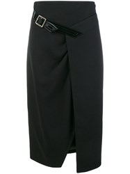 Givenchy Mid Length Skirt Black