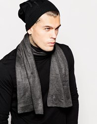 Religion Gift Set Hat And Scarf Black