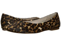 Lfl By Lust For Life Sloop Leopard Haircalf Women's Slip On Dress Shoes Animal Print