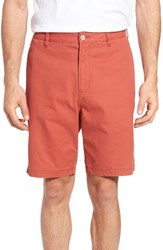 Rodd And Gunn Men's Glenburn Shorts Poppy