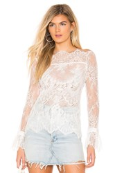 Majorelle Samantha Top White