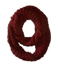 Neff Cori Infinity Scarf Maroon Scarves Red