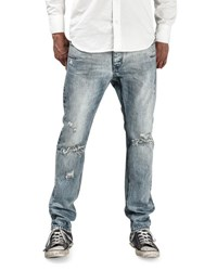 One Teaspoon Mr. Whites Distressed Jeans Salty Dog