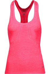 Athletic Propulsion Labs Neon Marled Stretch Tank Pink
