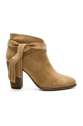Vince Camuto Fianna Booties Tan