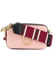 Marc Jacobs Small Snapshot Camera Bag Pink And Purple