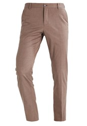 Selected Homme Shdnewone Mylologan Suit Trousers Sand