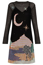 Missoni Moon Print Dress