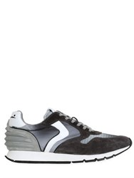 Voile Blanche Liam Power Suede And Nylon Sneakers