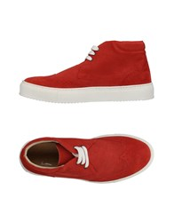 Gold Brothers Sneakers Red