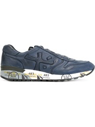 Premiata 'Mick' Sneakers Blue