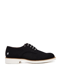 G Star G Star Eton Derby Deni Flat Shoes Denim