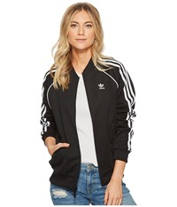 Adidas Originals Sst Track Jacket Black Coat
