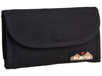 Kavu Big Spender Black Wallet Handbags