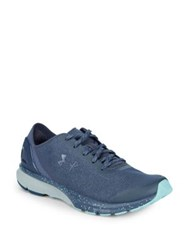 Under Armour Charged Running Shoes Blue