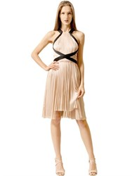Maria Lucia Hohan Pleated Silk Tulle Dress