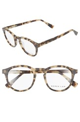 Derek Lam Women's 48Mm Glasses Matte Soft Tortoise