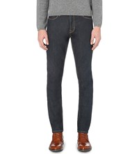 7 For All Mankind Ronnie Slim Fit Skinny Jeans La Rinse