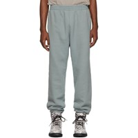 Yeezy Blue Shrunken Sweatpants
