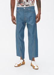 Lanvin Twist Jean Cloud