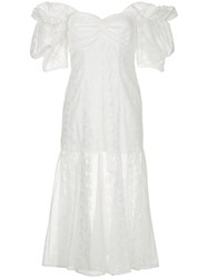 Alice Mccall About You Dress White