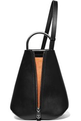 Proenza Schouler Leather Backpack Black