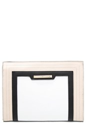Dorothy Perkins Clutch Cream Off White