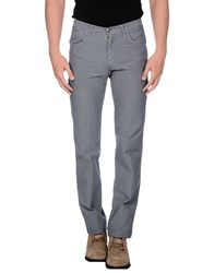 Maestrami Trousers Casual Trousers Men Pastel Blue