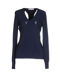 Viktor And Rolf Sweaters Dark Blue