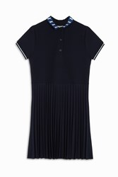 Paul And Joe Sister Polo Shirt Dress Navy