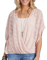 Democracy Surplice Envelope Top