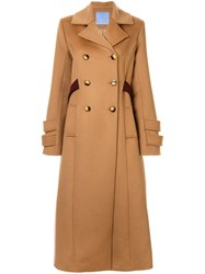 Macgraw New Yorker Trench Coat Brown