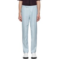 Paul Smith Blue Slim Fit Trousers