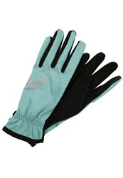 Asics Winter Performance Gloves Kingfisher Mint