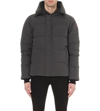 Canada Goose Macmillan Quilted Shell Parka Graphite