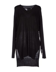Hotel Particulier Sweaters Black
