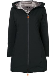 Save The Duck Hooded Jacket Black