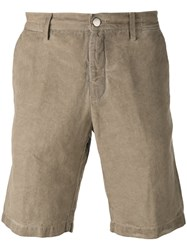Massimo Alba Chino Shorts Green