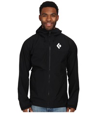Black Diamond Liquid Point Shell Black Men's Jacket