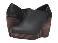 Dr. Scholl's Harlow Black Women's Wedge Shoes