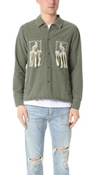 Remi Relief Guatemala Military Jacket Khaki