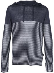 Onia Frank Anchor Striped Hoodie 60
