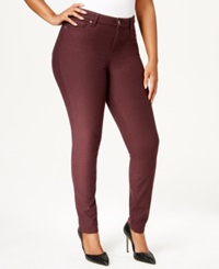 Style And Co. Plus Size Knit Jeggings Only At Macy's