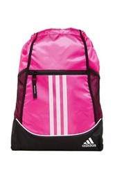 Adidas Alliance Ii Sackpack Pink