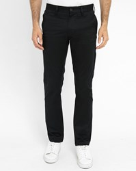 G Star Black Bronson Slim Fit Chinos