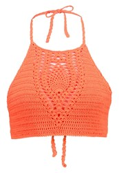 New Look Petite Vest Burnt Orange