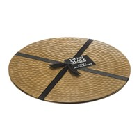The Just Slate Company Flat Hammered Gold Placemats Set Of 2